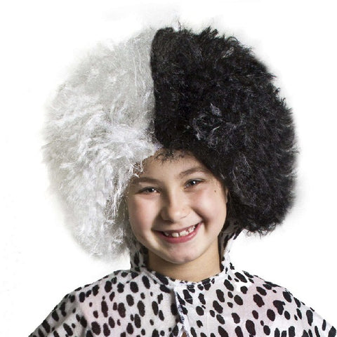Children's Evil Dog Lady Wig