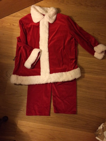 Velvet Cosy Father Christmas EX RENTAL