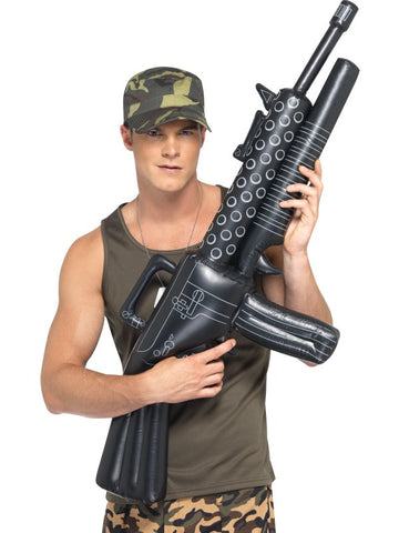 Machine Gun Inflatable