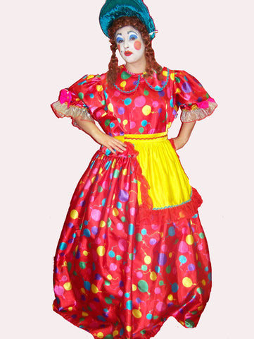 Panto Dame; Rental Includes Deposit&Delivery