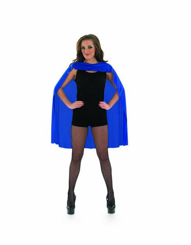SuperHero Cape-Blue