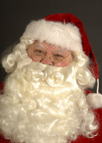 Father XMas Superior-Wig&Beard