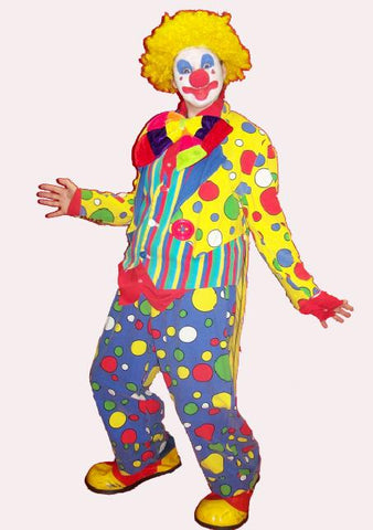 Clown Rainbow ; Rental Includes Deposit&Delivery