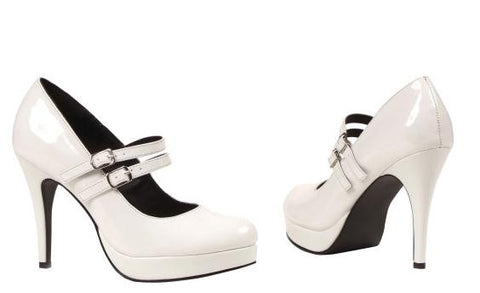 Dolly Shoes White