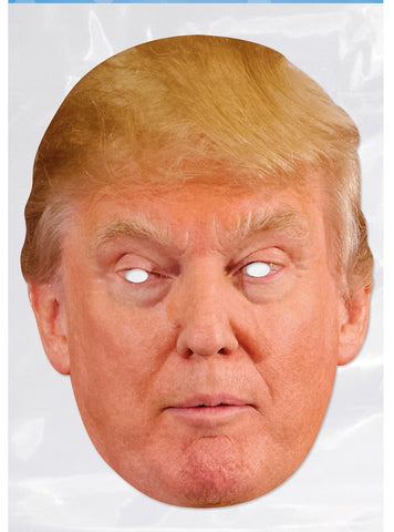 DONALD TRUMP CARD MASK