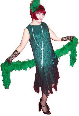 Emerald Flapper; Rental Includes Deposit&Delivery