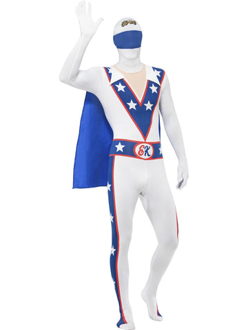 Evel Knievel-Second Skin
