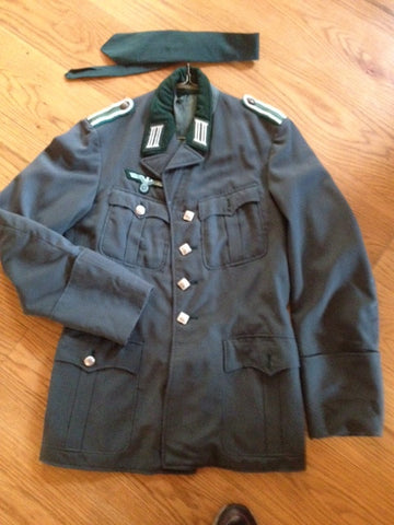 German Airforce jacket ex rental
