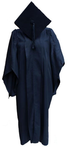 Graduation Cap & Gown; Rental Includes Deposit