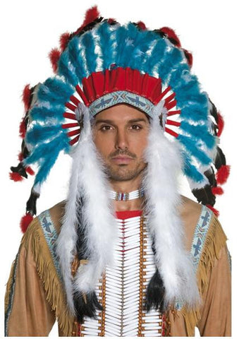 Deluxe Indian Head-dress