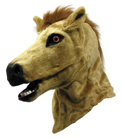 Horse Mask-Moving Mouth
