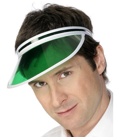 Poker Visor-Green