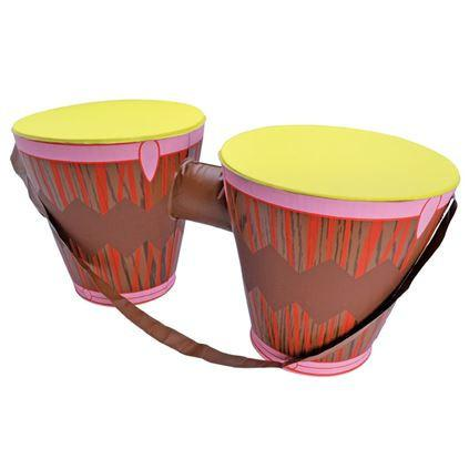 Bongo Drums Set Inflatable