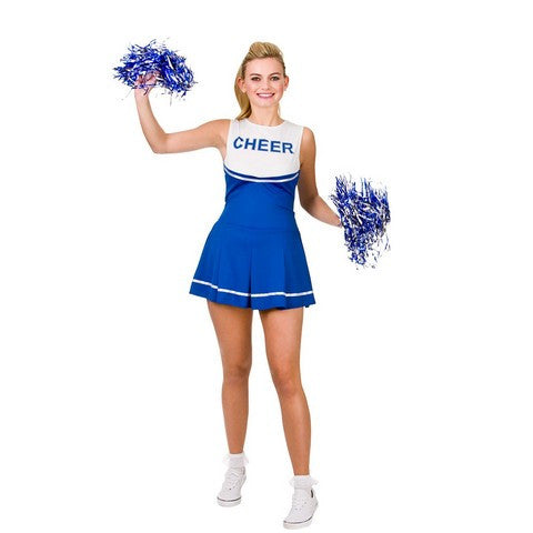 Cheerleader-Blue