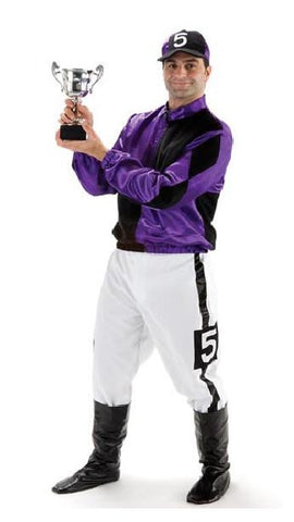 Purple Jockey