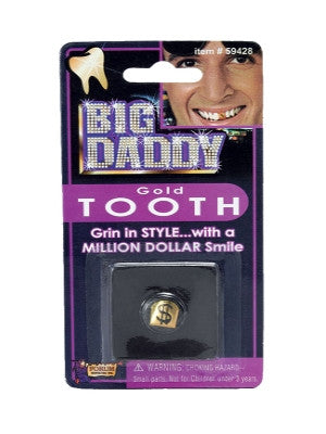Big Daddy Gold Tooth