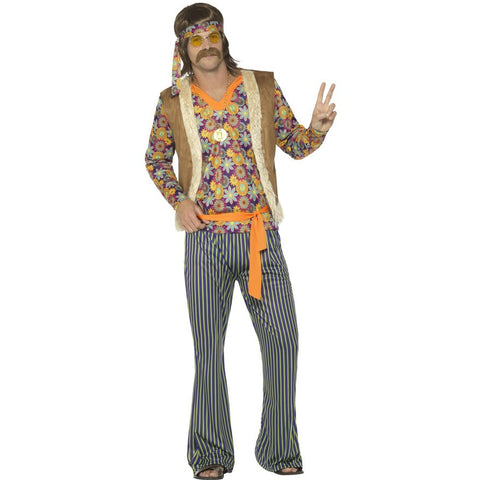 60's Hippie Male Singer