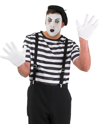 Mime Artist Male