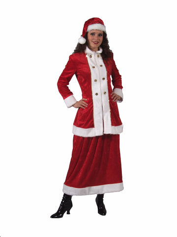 Ms Claus ; Rental Includes Deposit&Delivery
