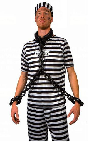 Neck & Hand Shackles