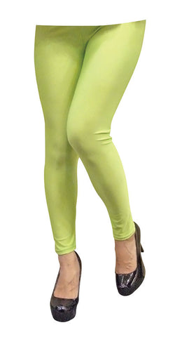 NEON LEGGINGS GREEN