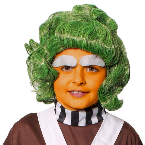 Child Factory Worker Wig