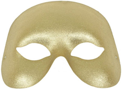 Gold Cocktail Mask