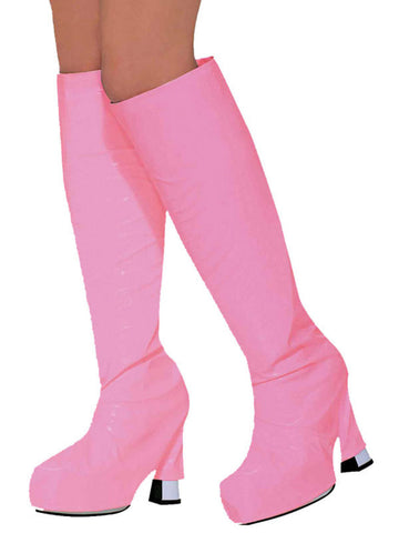 GO GO Boot Covers Pink