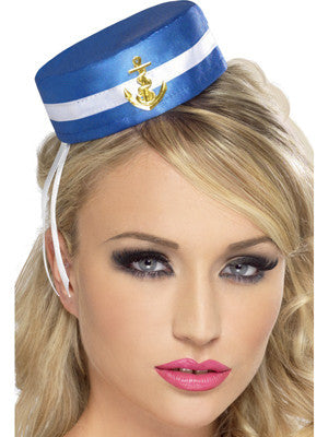Sailor Pill Box Hat