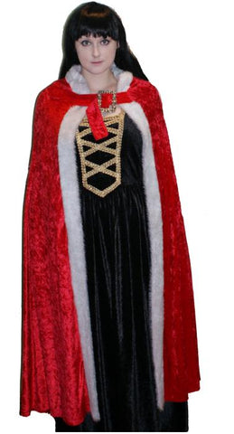 Medieval Cloak ; Rental Includes Deposit