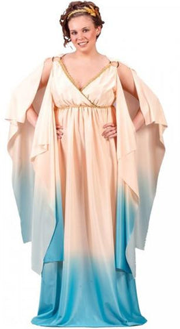 Greek Goddess-Plus Size