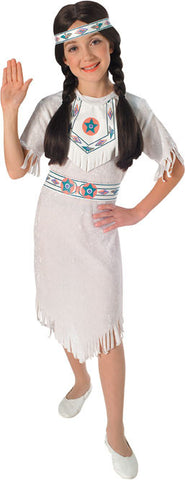 Native American Princess child