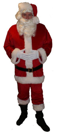 Santa Deluxe (with accessories) ; Ex Rental