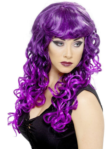 Siren Wig-Purple