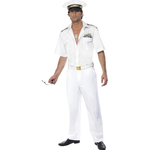 TOP GUN CAPTAIN WHITE