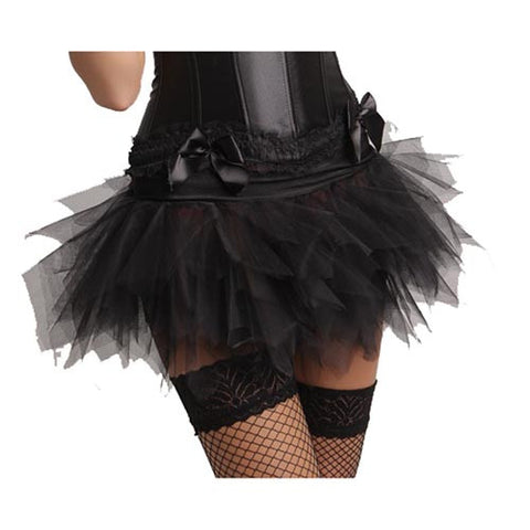 Black Frilled Tutu