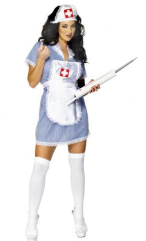 Naughty Nurse - Blue