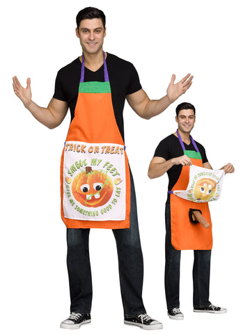 Dick Or Treat Apron