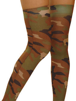 Camoflague Hold-Ups