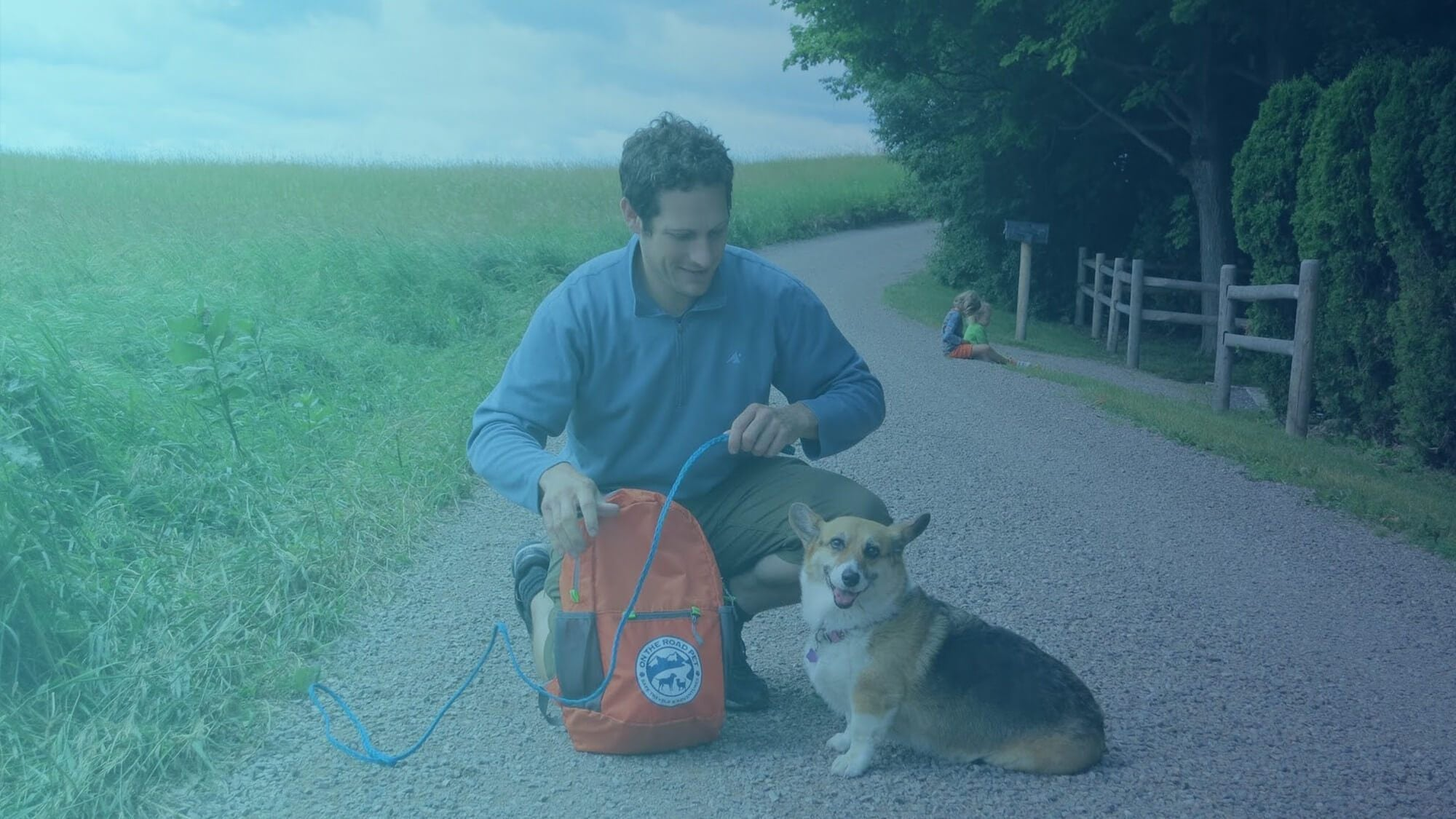 On The Road Pet Dayhiker Pet Bag for Emergency and Travel
