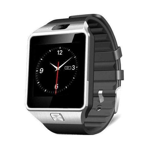 THE GEMINI™ X-1 Men's Bluetooth Camera Smartwatch for Android & iOS