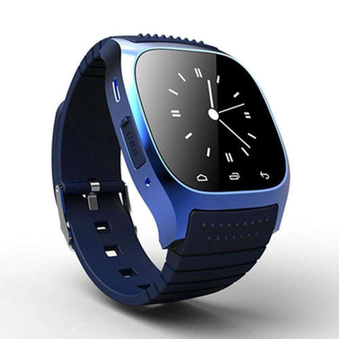 Men S Bluetooth Smartwatch For Android Ios Marc Amp Philippe