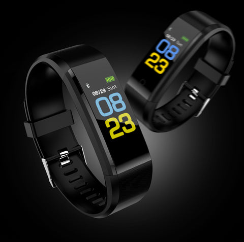 Stealth BlueTooth Smartband Heart Rate Tracker