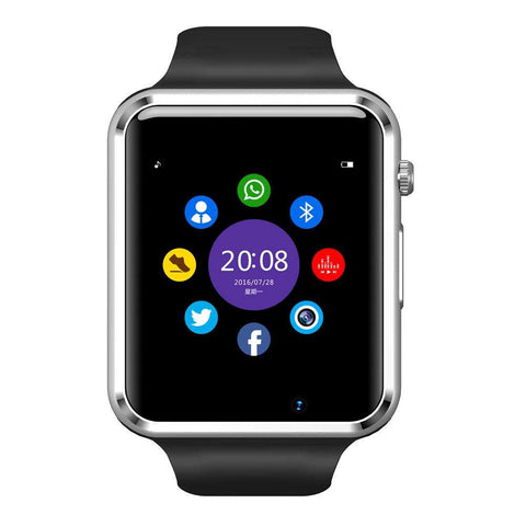 Men's Vanguard™ Light Bluetooth Smartwatch for Android & iOS