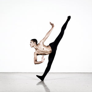 Desean Taber dancer with Boston Ballet