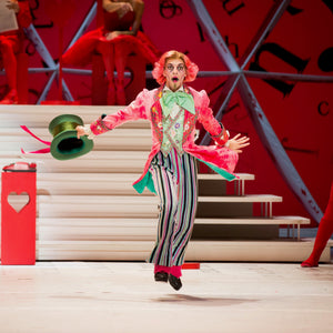 "Photos Credit: Kate Longly, The Australian Ballet ""Alice's Adventures in Wonderland"" by Christopher Wheeldon."