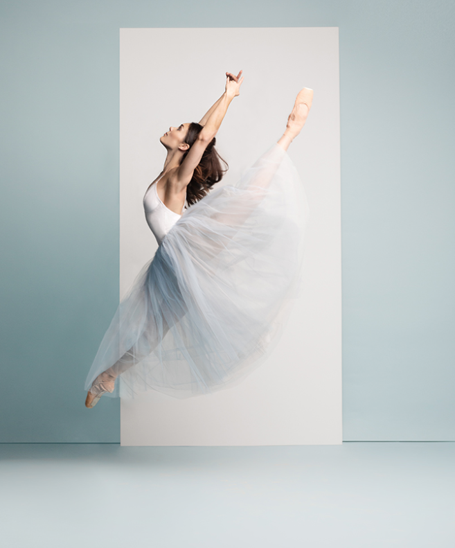Antonella Martinelli - The National Ballet of Canada - Photo by Karolina Kuras