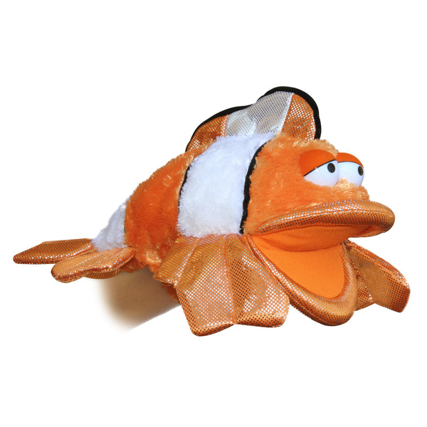 Neptune Fish Body Hand Puppet