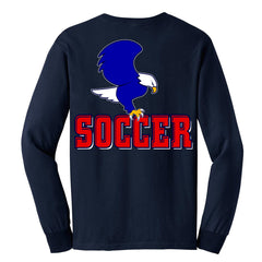 USA Long-Sleeve Soccer T-Shirt