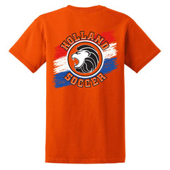 Holland Flag Soccer T-Shirt